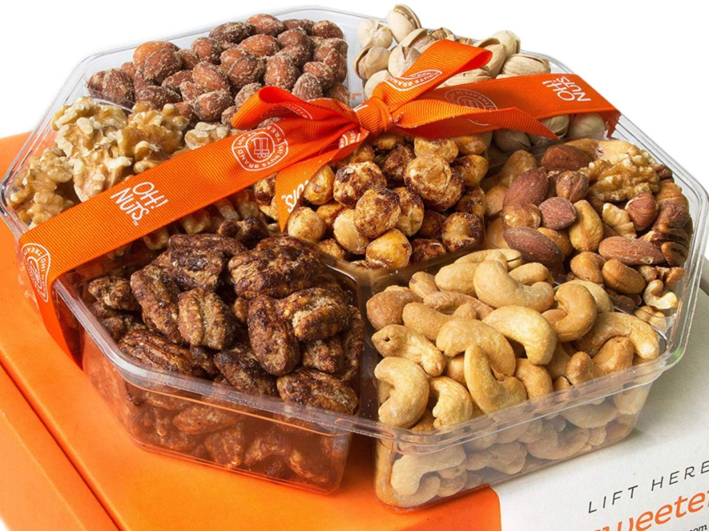 oh nuts gift basket