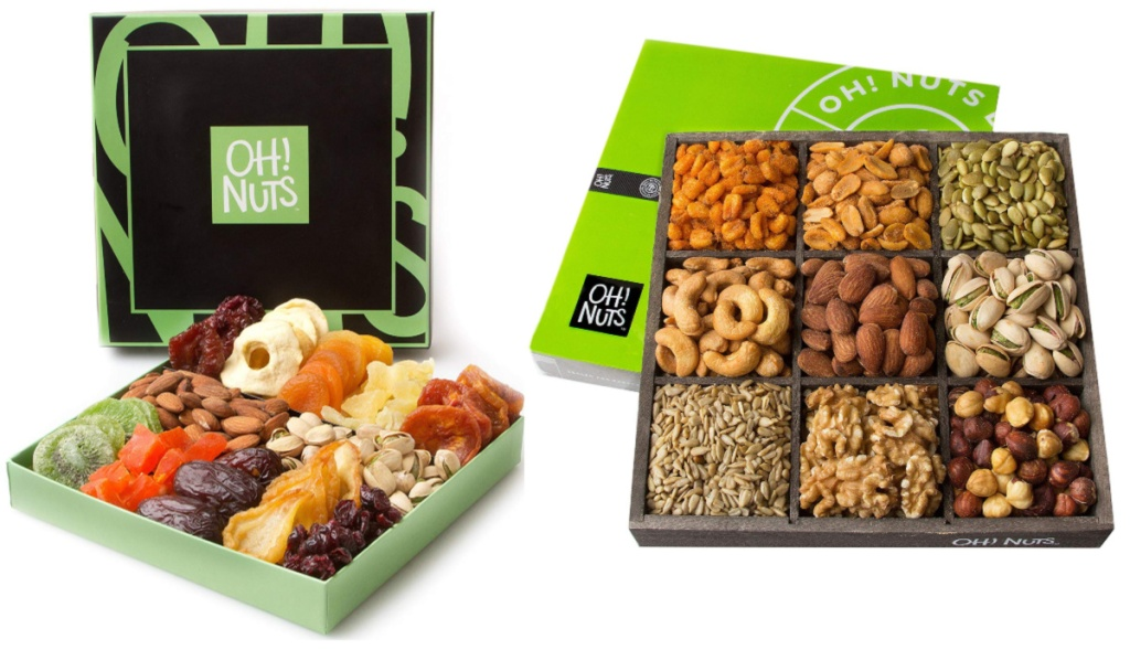 oh nuts gift boxes