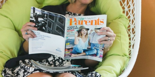 FREE 1-Year Magazine Subscription | Choose from Parents, Food Network, Shape & More