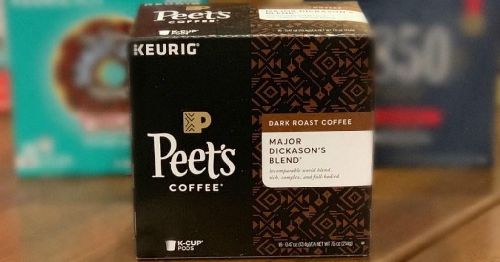 Peets Coffee K-Cups