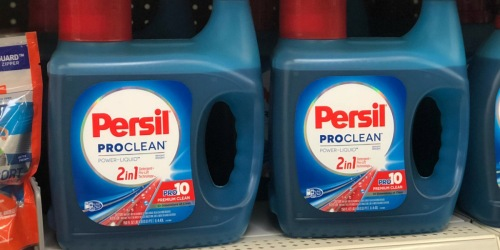 3 Persil ProClean Laundry Detergents 150oz Jugs Just $33 Shipped on Amazon | Only $11 Each