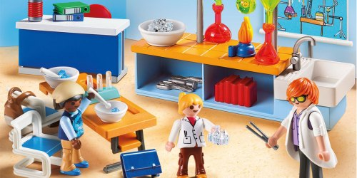 PLAYMOBIL Sets as Low as $7.49 | Ghostbusters, City Life & More