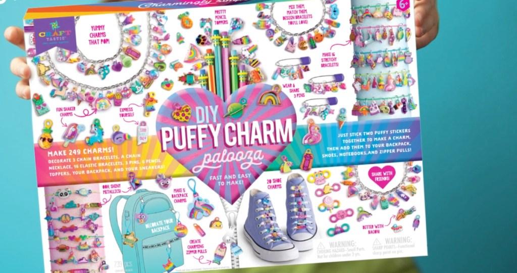 puffy charm box kit