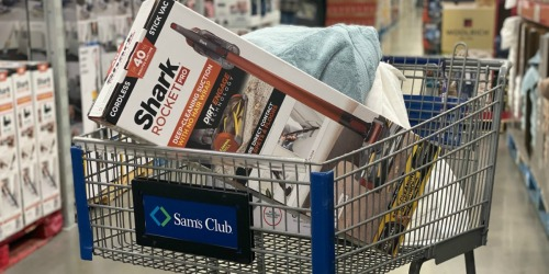 December 14th is Sam's Club One Day Sale | $40 Off Apple Watches, $60 Off Shark Vacuum & More