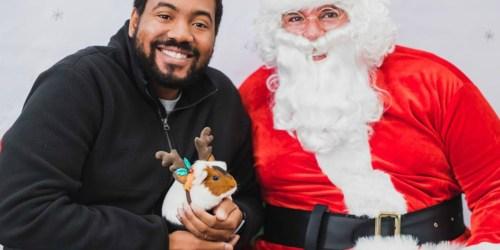 FREE Photo with Santa at PetSmart
