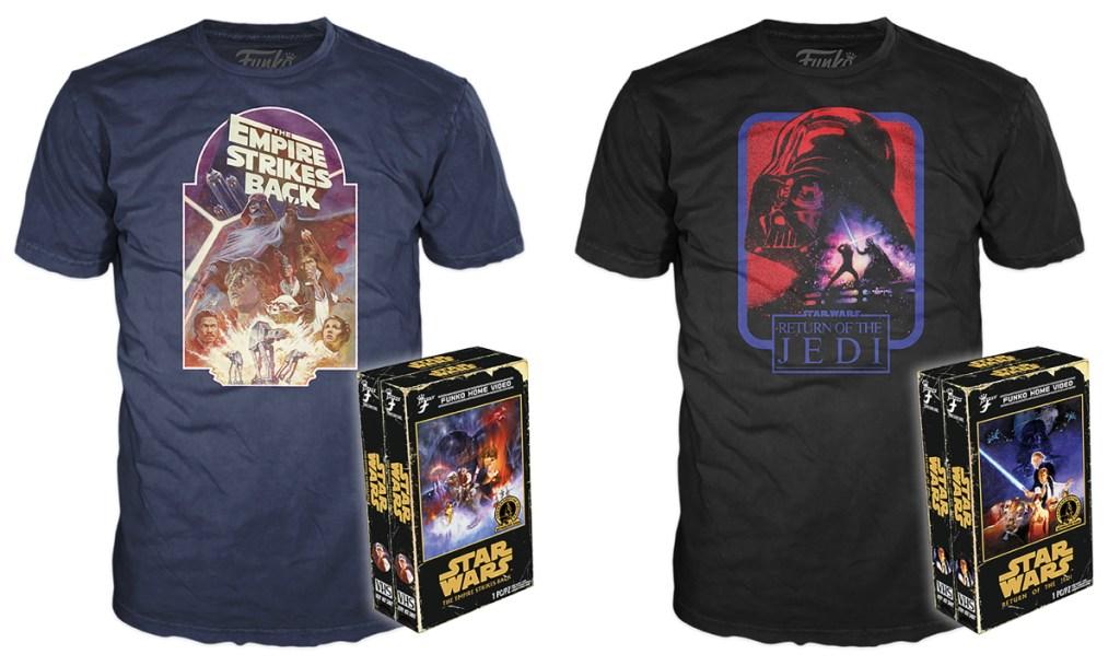 Star Wars Boxed T-shirts