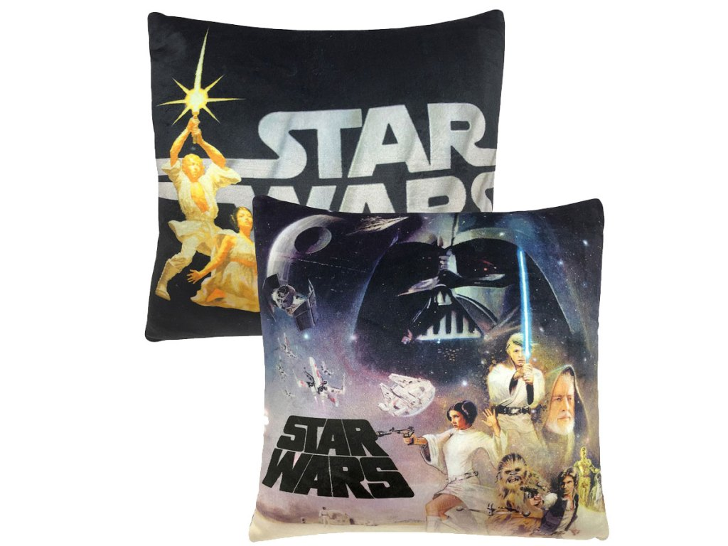 Jay Franco Squishy Pillow Pair 2-Packs Star Wars