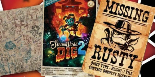 SteamWorld Dig 2 PlayStation 4 Video Game Only $9.99 Shipped at Best Buy (Regularly $20)