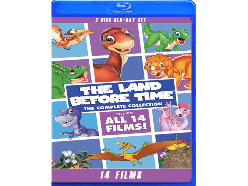 stock image The Land Before Time: The Complete Collection DVD Set