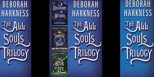 All Souls Trilogy by Deborah Harkness eBook Just $1.99 (Regularly $54)
