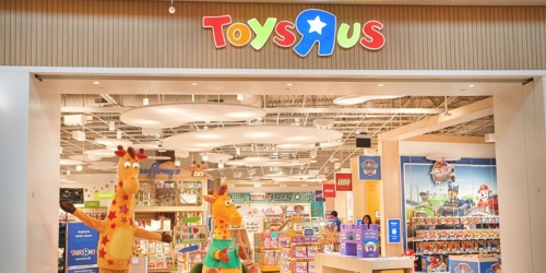"Toys ""R"" Us Opens a New Store in NJ, With a Second Location to Open on 12/7"