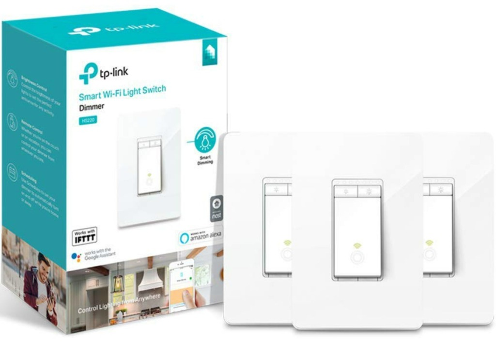 tp-link Smart WiFi light switch