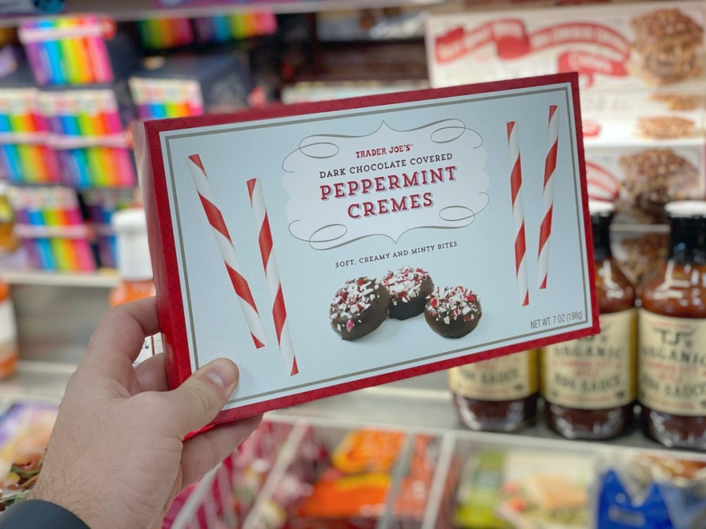 Peppermint Cremes dari Trader Joe