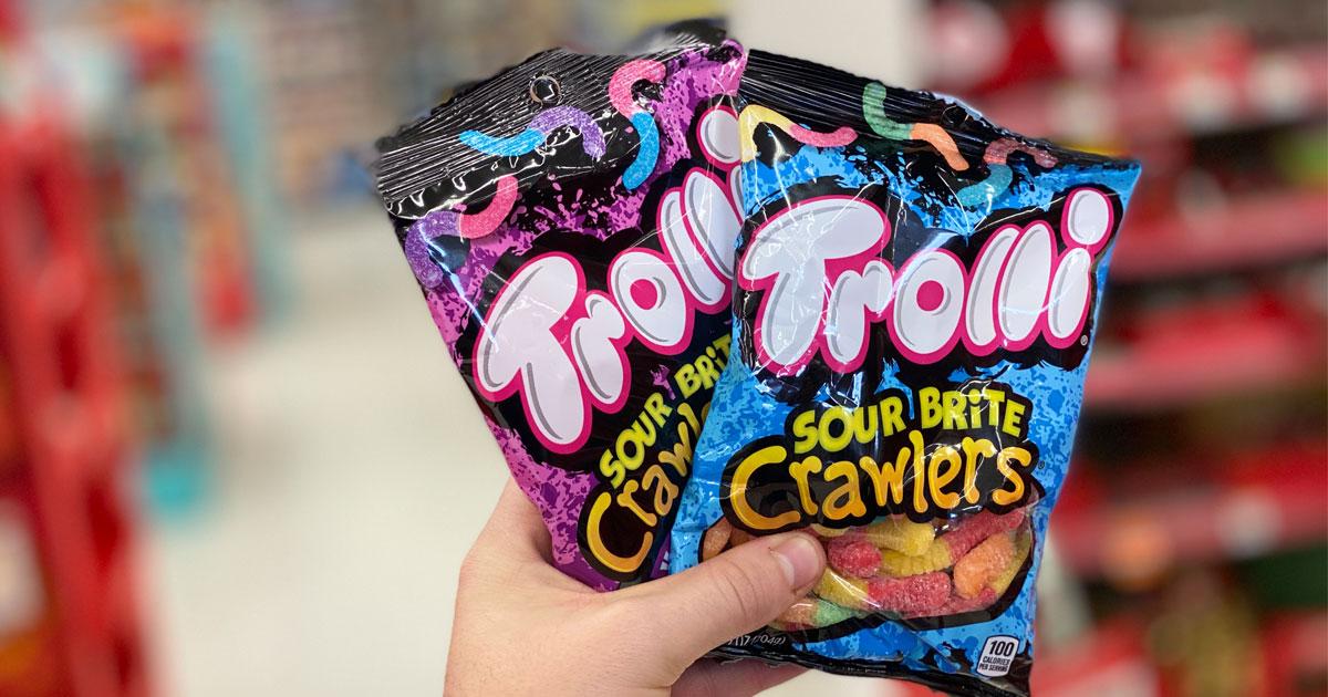 Trolli Candy bags