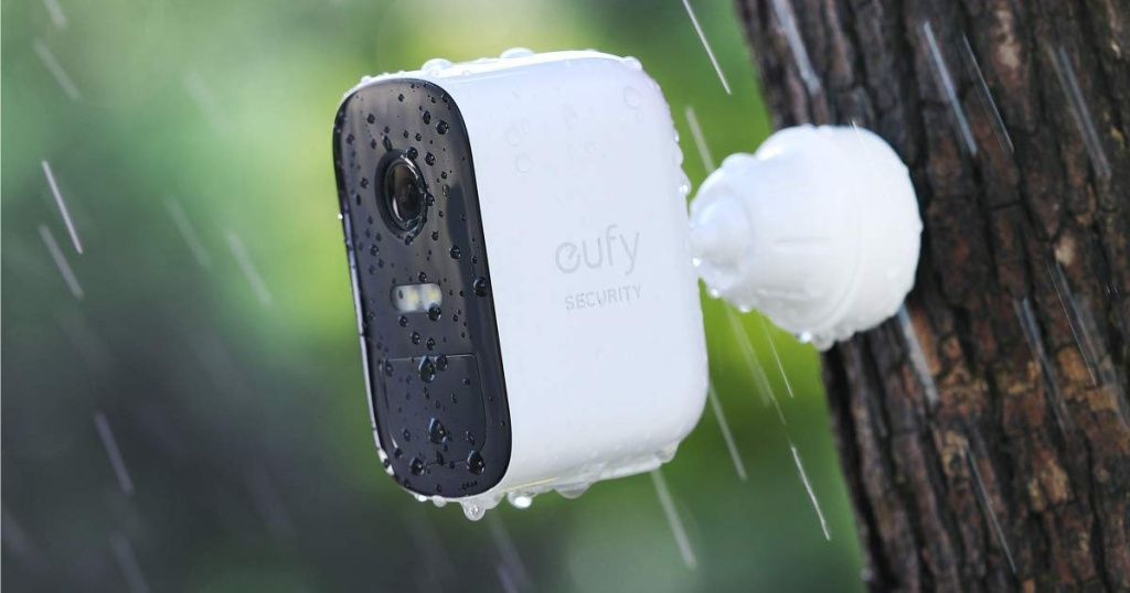 eufy security camera outside