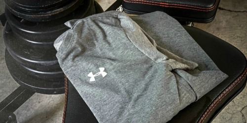 Up to 60% Off Under Armour Tees, Hoodies & More + Free Shipping