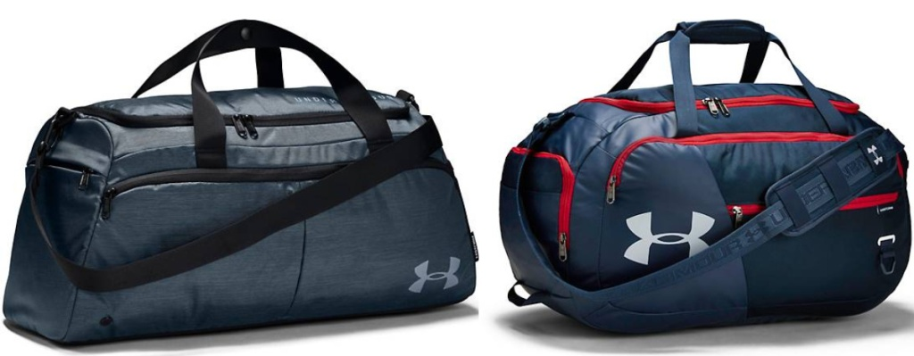 under armour duffel bags