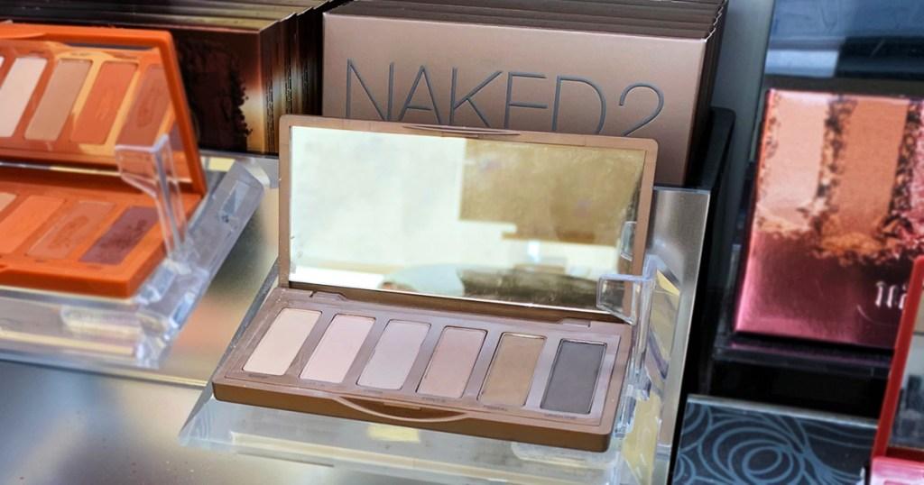 Urban Decay Naked2 Basics eyeshadow palette at Ulta