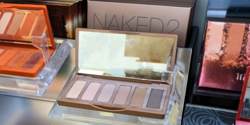 50% Off Urban Decay Naked2 Eyeshadow Palette