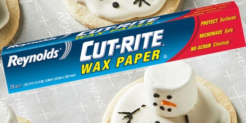 Reynolds Cut-Rite Wax Paper Just $1.51 Shipped at Amazon