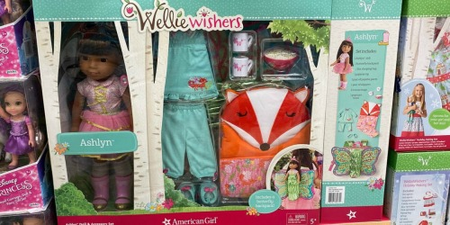 WellieWishers Doll & Accessory Set Only $79.99 Shipped at Costco