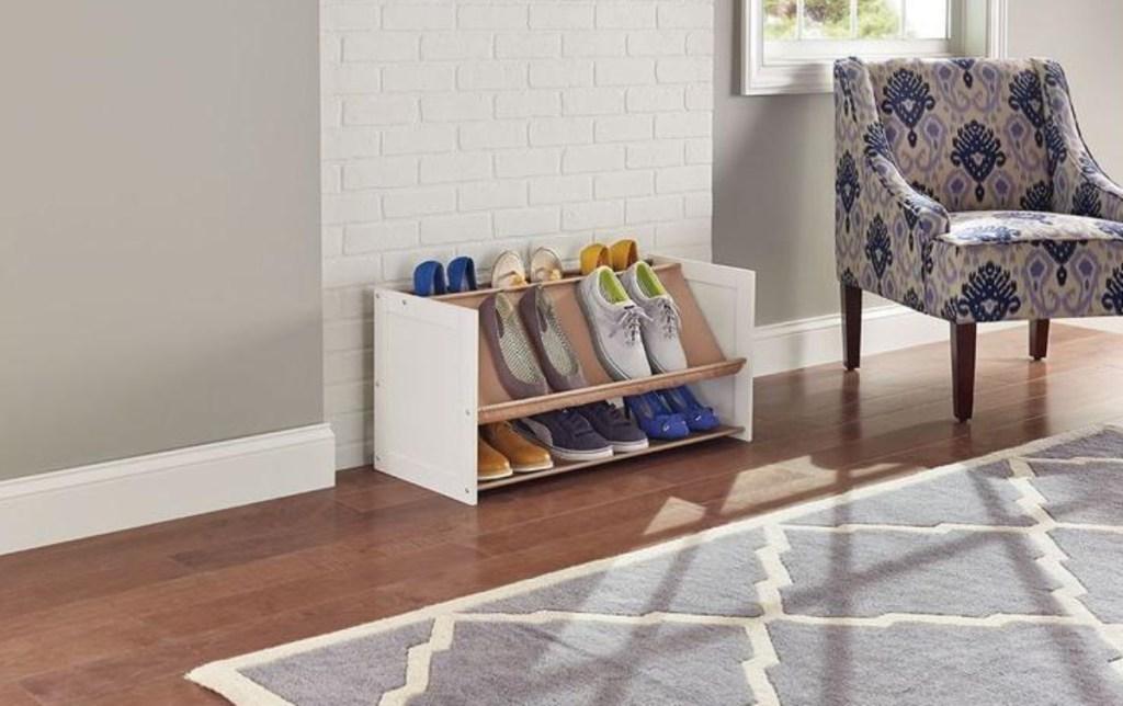 small shoe organizer