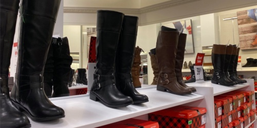 Up to 70% Off Women's Boots at JCPenney