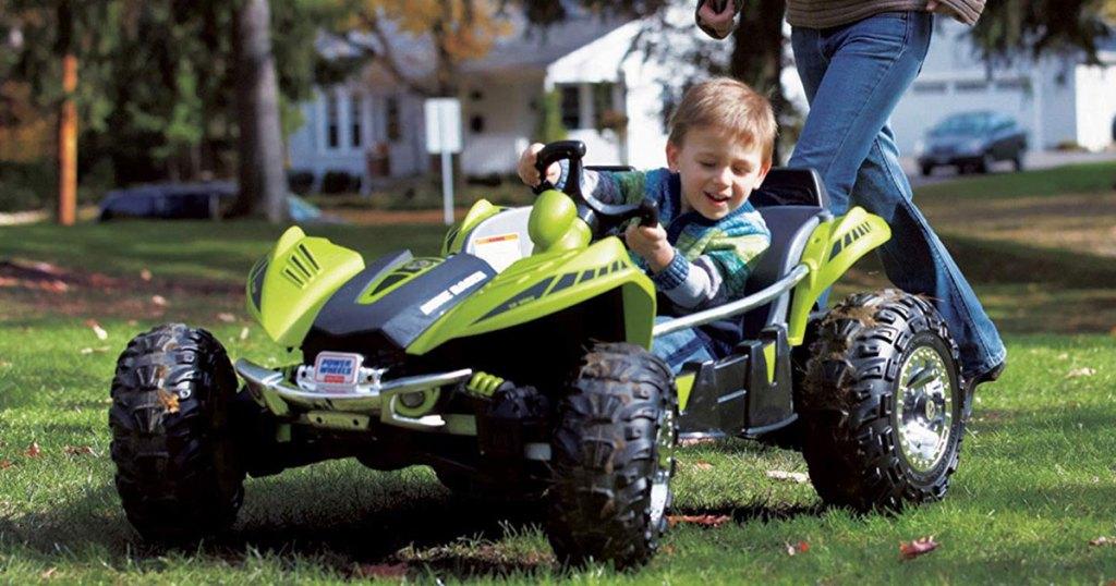 little boy https://goto.walmart.com/c/12116/565706/9383?u=https%3A%2F%2Fwww.walmart.com%2Fip%2FPower-Wheels-Dune-Racer-Extreme-Purple-Ride-On-Vehicle