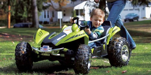 Power Wheels Dune Racer Ride-On Toy Just $199 Shipped at Walmart (Regularly $250)