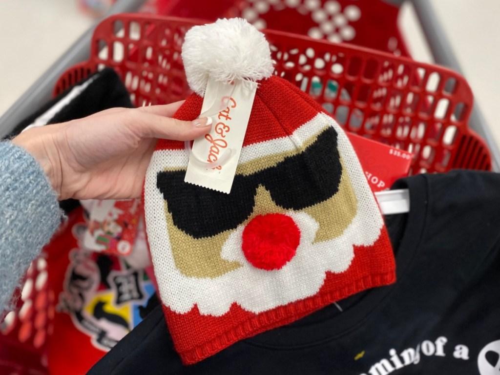 Cat & Jack Santa Hat at Target