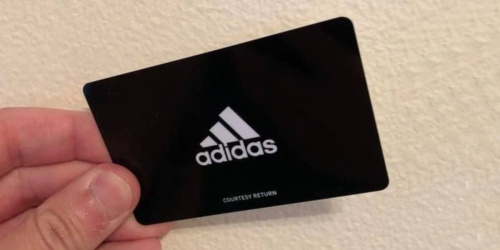 $50 Adidas eGift Card Only $40 Delivered