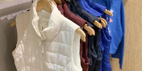Up to 85% Off Aeropostale Men's & Women's Apparel   Vests, Hoodies & More