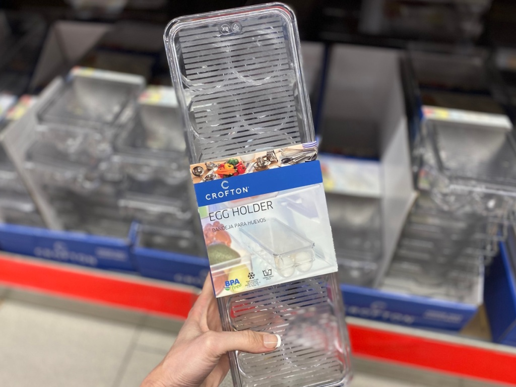 Crofton Egg Holder at Aldi