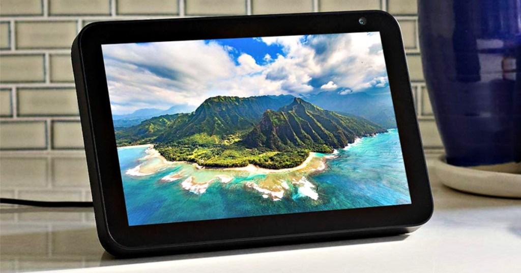 Amazon Echo Show 8 Smart Devices