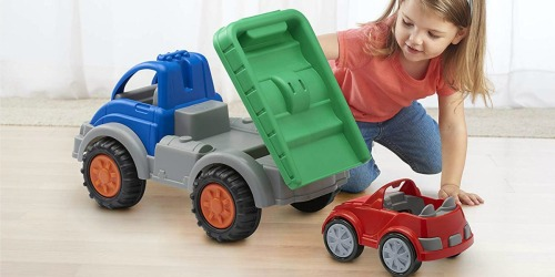 Gigantic Car Hauler Toy w/ Tilting Truck Bed Only $10 at Walmart (Regularly $20)
