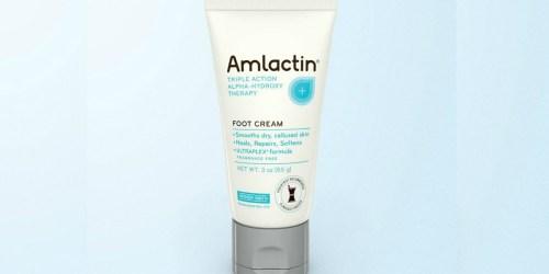 Amlactin Foot Repair Cream Only $4.15 (Regularly $10)