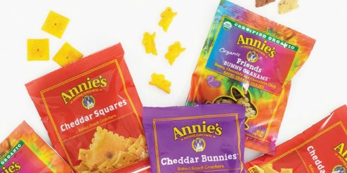 Annie's Snack Time 12-Count Variety Pack Only $3.50 Shipped at Amazon