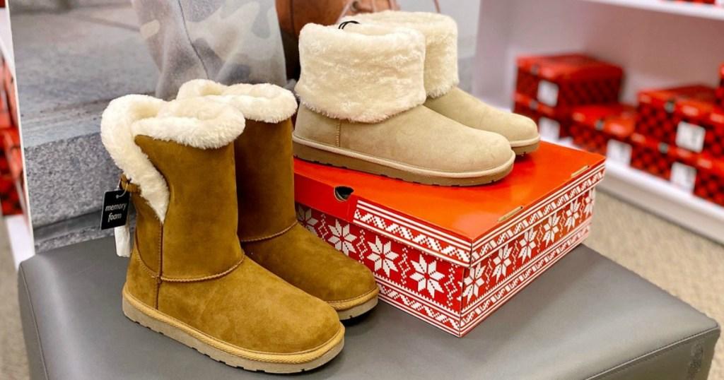 Arizona women's boots