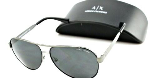 Armani Exchange Aviator Sunglasses Only $34 Shipped (Regularly $160)