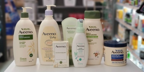 $15 Worth of New Aveeno Coupons = Up to 50% off Sunscreen at Target