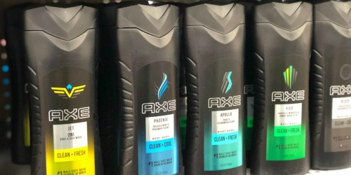 2 Axe Body Washes Just 50¢ at Walgreens | In-Store & Online