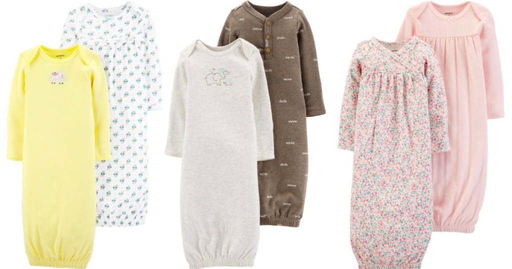 Carter's Baby Sleepers