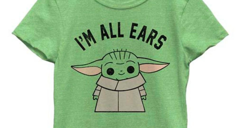 Baby Yoda Tee