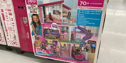 Barbie Dream House Possibly Only $100 at Walmart (Regularly $179) | In-Store Only