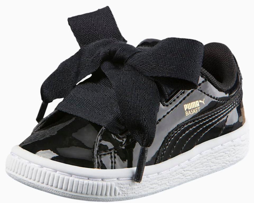 Basket Heart Sneakers