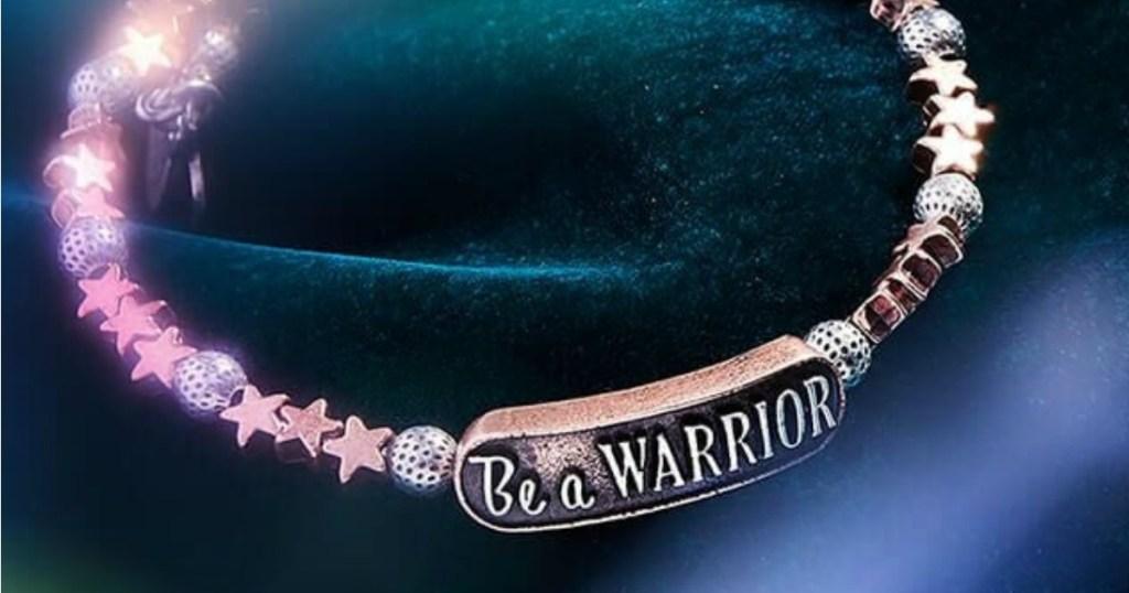 Be a Warrior Bracelet