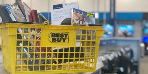 Possible FREE $5 – $5,000 Mystery Reward for Best Buy Rewards Members (Check Your Inbox)