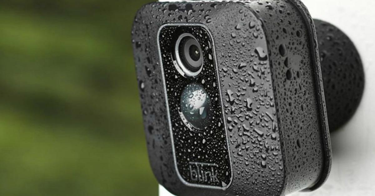 Three Blink Wireless Security Cameras W Cloud Storage As