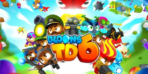 Bloons TD 6 Game for iOS or Android Only 99¢ (Regularly $5)
