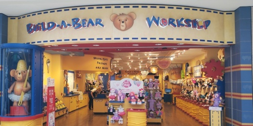 Build-A-Bear's Pay Your Age Day is Cancelled | Replaced w/ HOT Online Sale (Furry Friends From $4!)